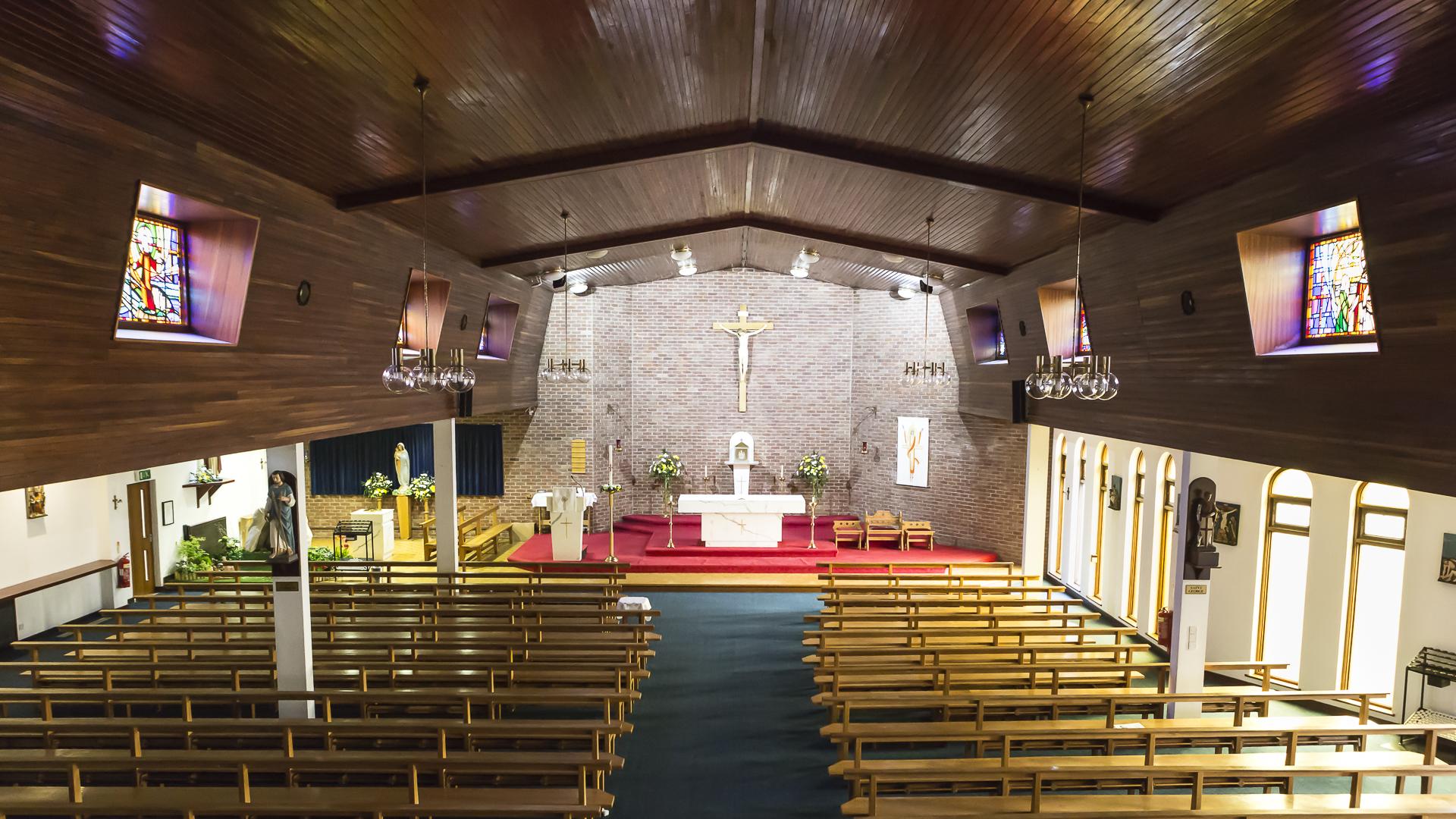Inside Christ the King