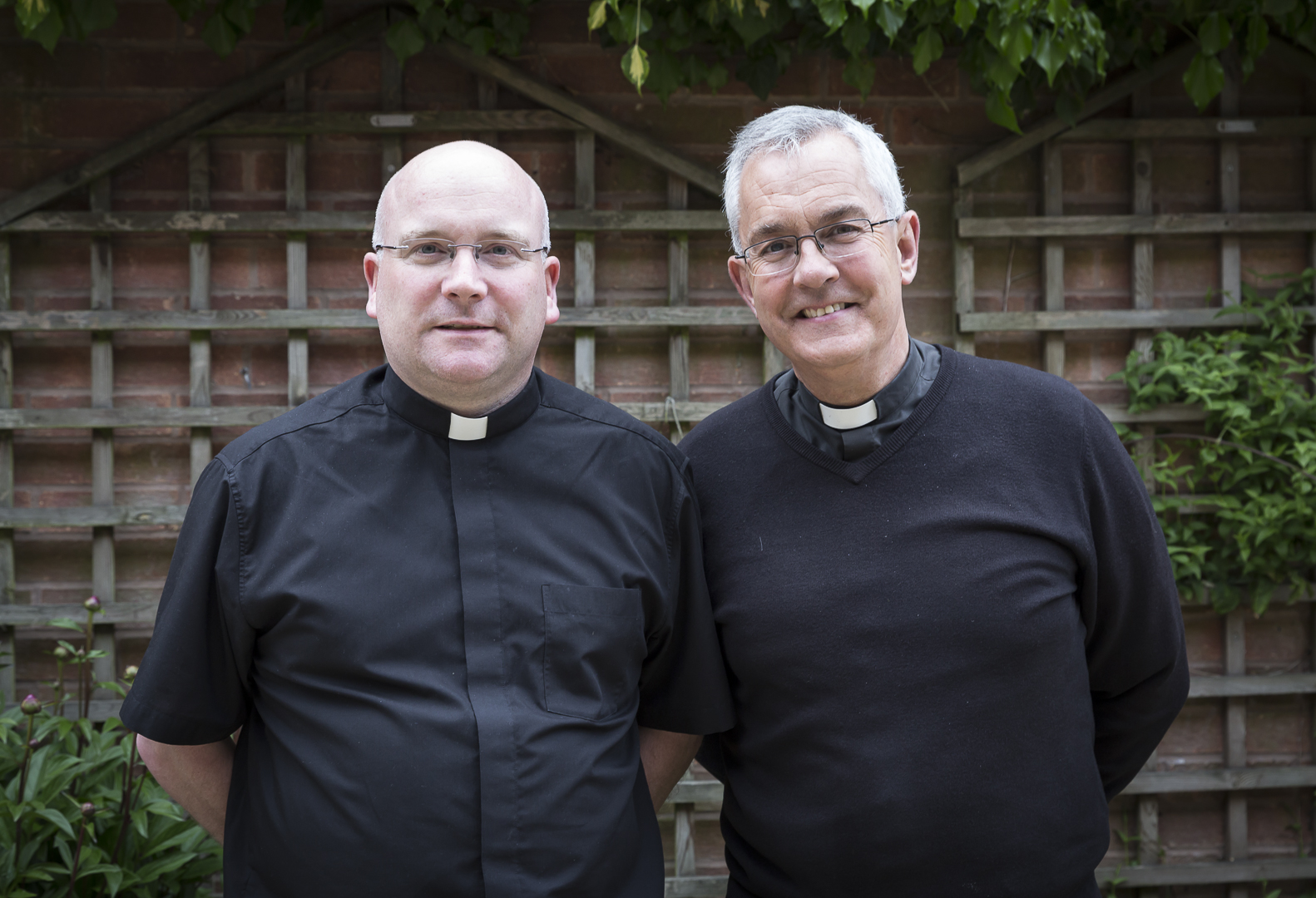 Father Andrew & Father Tom